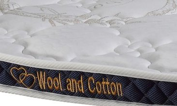 WOOL COTTON VISCO YATAK ŞİLTESİ