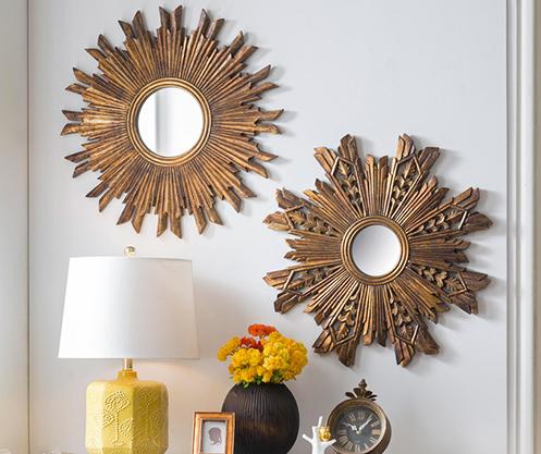 Dekoratif Aynalar Boy Ve Duvar Aynası Modelleri Vivense