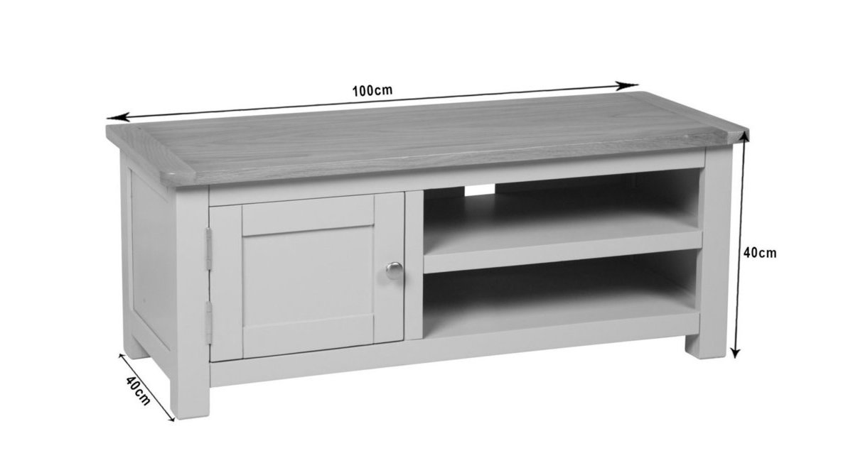 ALONSO VİZON TV STAND MEDİUM