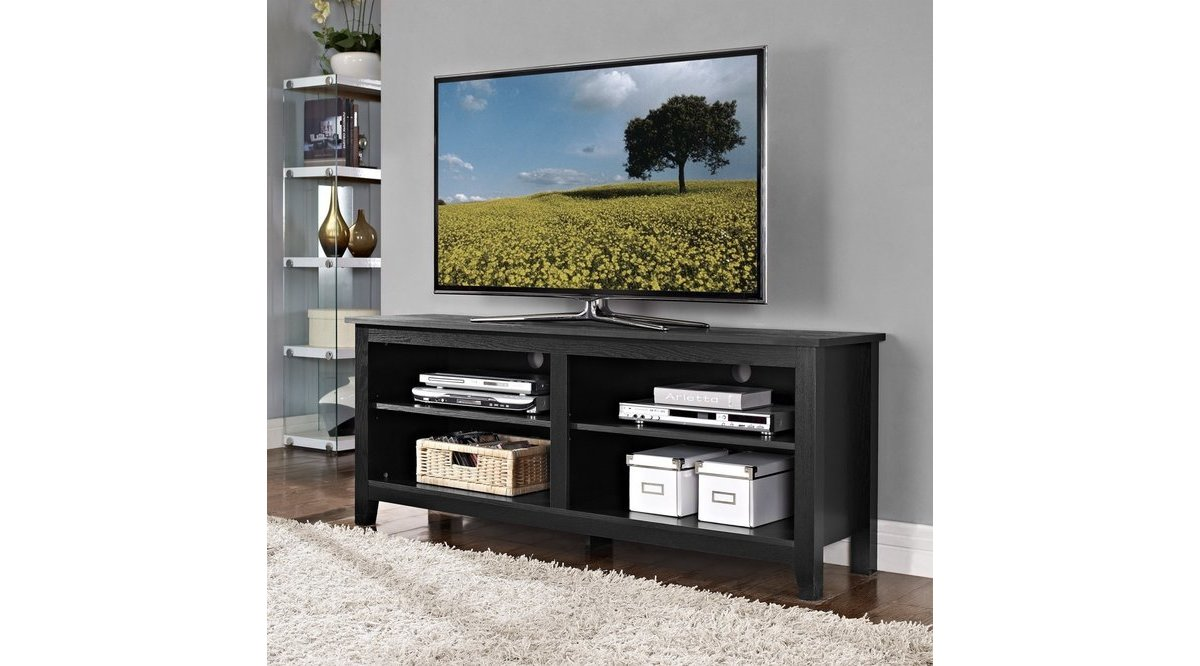 TERRA SİYAH TV STAND MEDİUM
