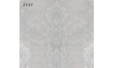 11 51 HALLEY FASHİON DAMASK DESEN DUVAR KAĞIDI 5 M²