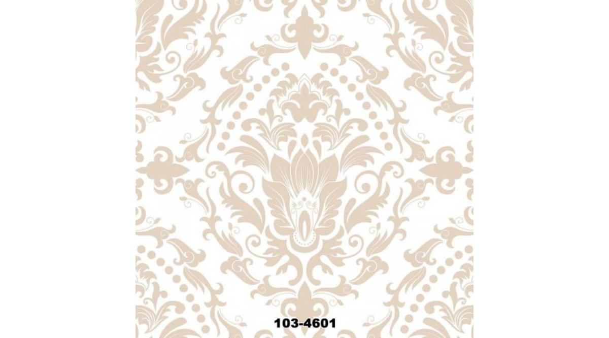 CLASSİC COLLECTİON  4601 DAMASK DESEN DUVAR KAĞIDI (16 M²)