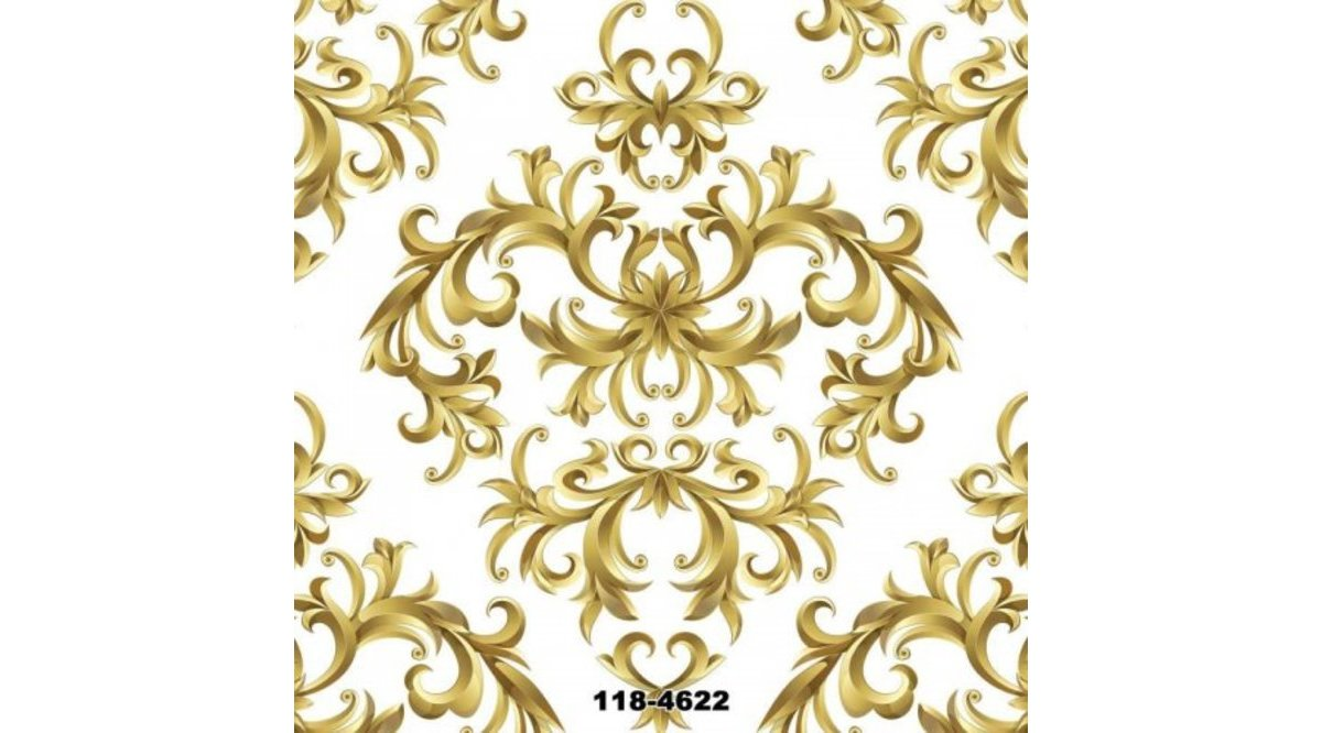 CLASSİC COLLECTİON  4622 DAMASK DESEN DUVAR KAĞIDI (16 M²)
