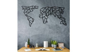 WORLD MAP GEO PANO