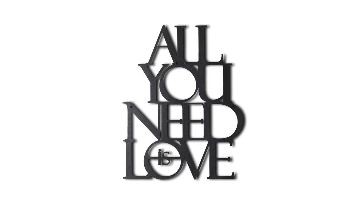 ALL YOU NEED IS LOVE PANO