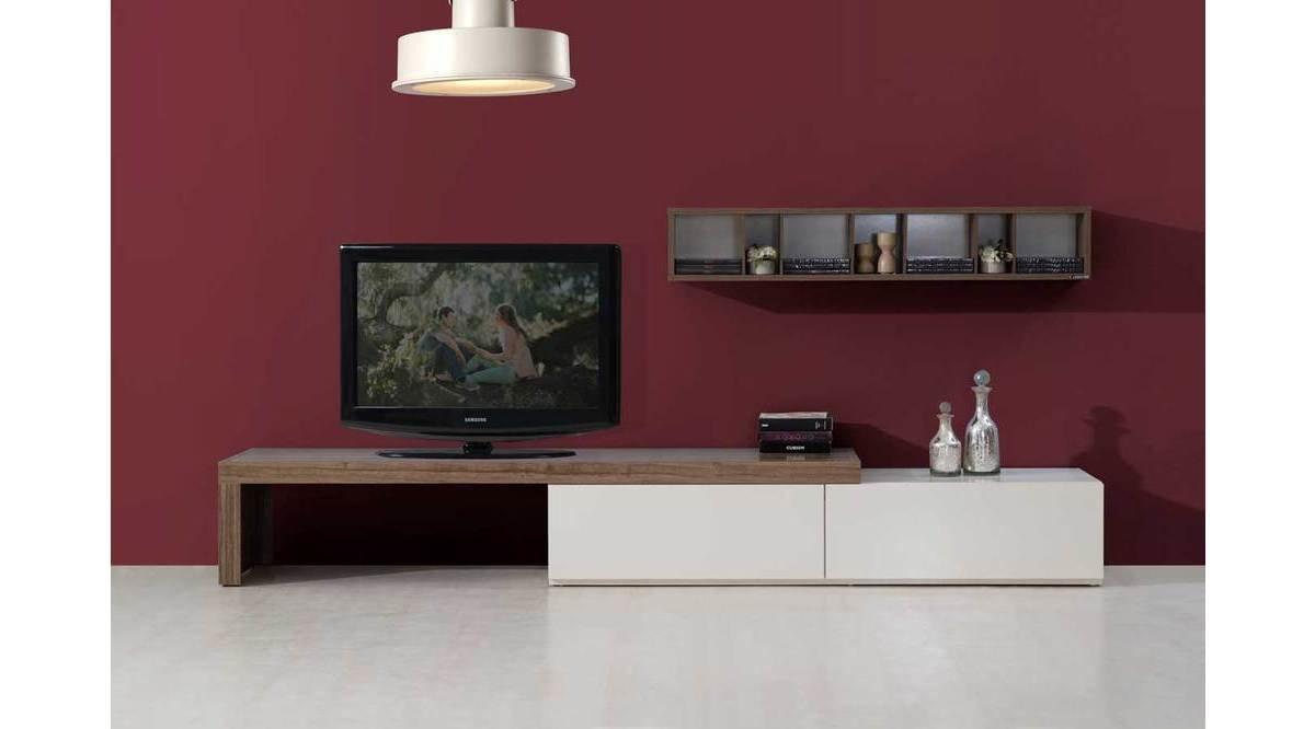 m randa tv n tes 250 cm vivense. Black Bedroom Furniture Sets. Home Design Ideas
