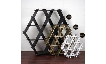 HEXAGON KARTON PETEK RAF ALTIN-SMALL