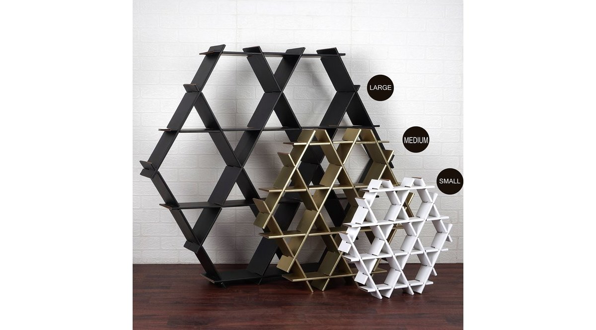 HEXAGON KARTON PETEK RAF MAVİ-MEDİUM
