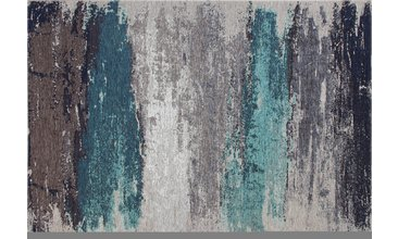Art Halı 36 Grey Aqua