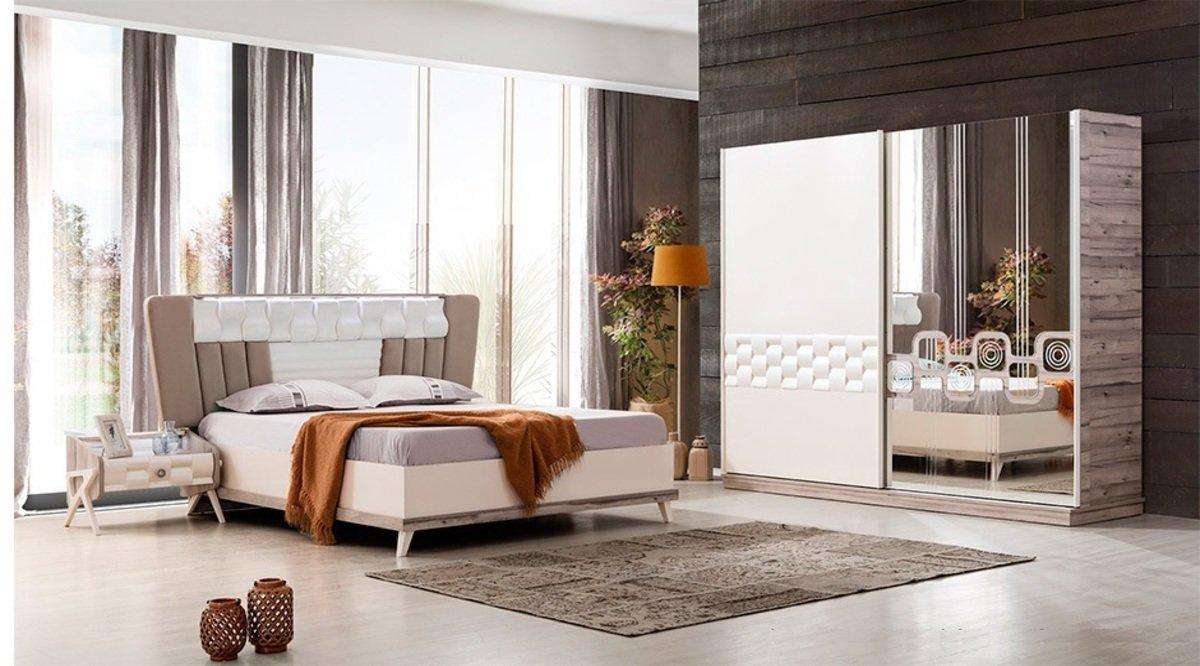Elmas yatak odasi takimi f yati vivense for Mobilya yatak odasi