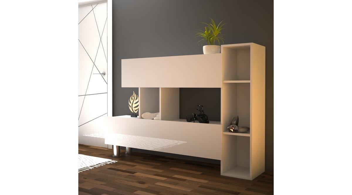Modern stil yatak odas dekorasyon 214 rnekleri dekorasyon tarz - Grops Ayakkab L K