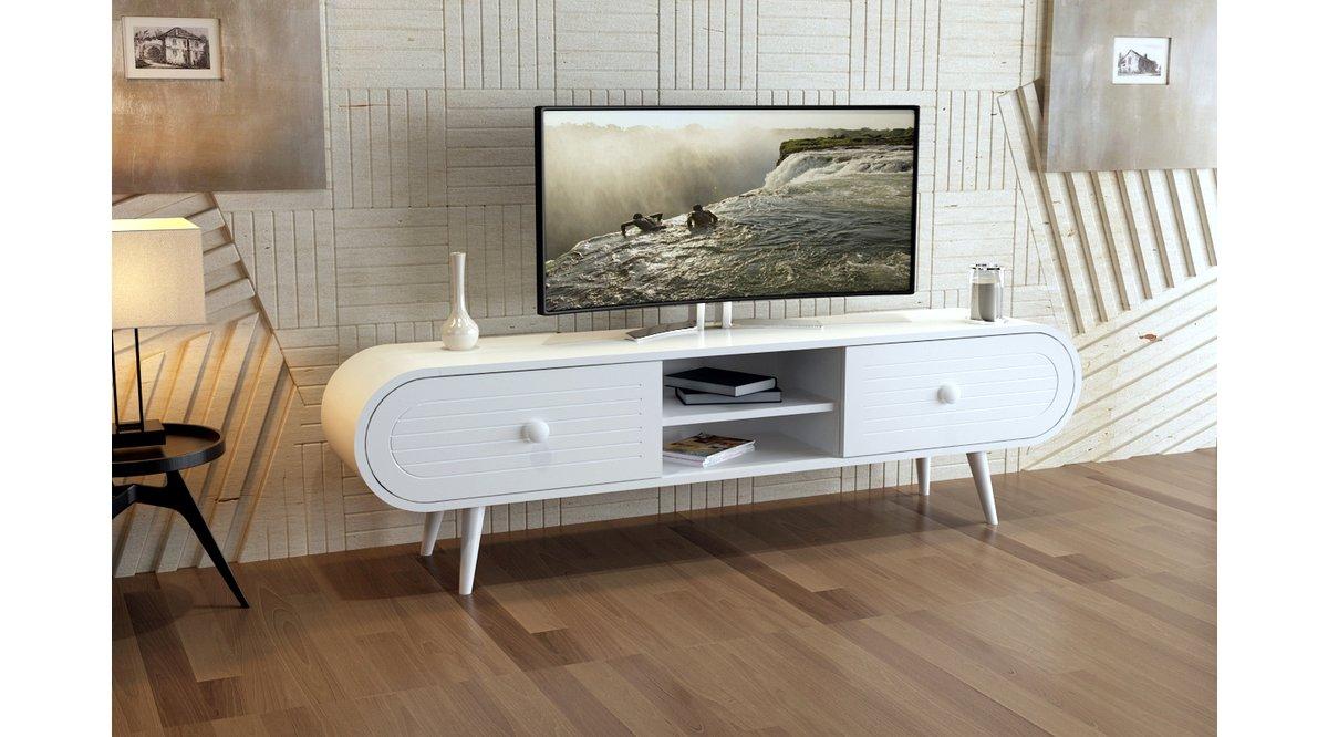 Modern stil yatak odas dekorasyon 214 rnekleri dekorasyon tarz - Zigana Oval Ekmeceli Tv Sehpas