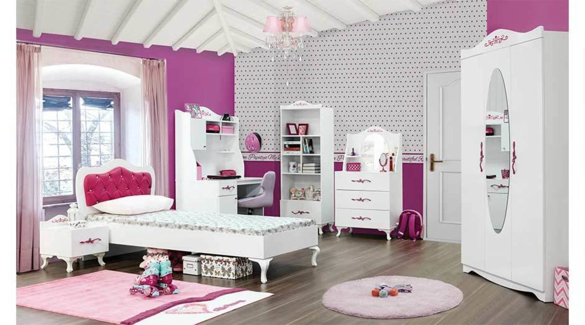 papatya gen odasi takimi vivense. Black Bedroom Furniture Sets. Home Design Ideas