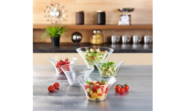SALAD CLUB TEMPERLİ 20 CM KASE