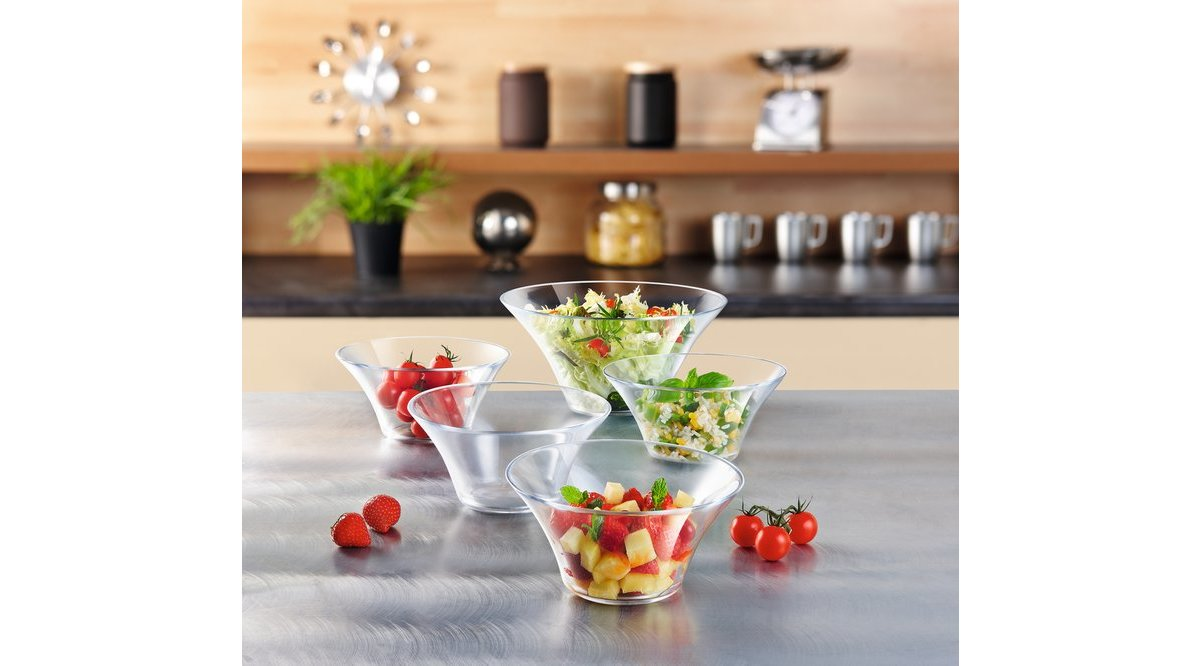 SALAD CLUB TEMPERLİ 17 CM KASE