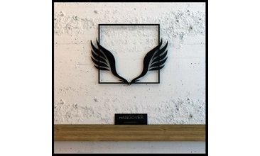 Wings Metal Wall Art