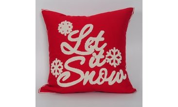Lucero Let It Snow Kırlent 45 X 45 Cm