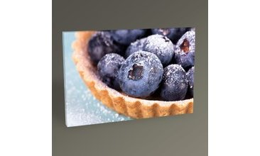 BLUEBERRY TART TABLO
