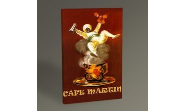 CAFE MARTİN TABLO