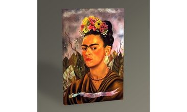 FRİDA KAHLO PORTRAİT TABLO