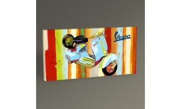VESPA PANEL TABLO N2