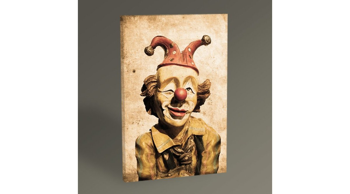 CLOWN TABLO