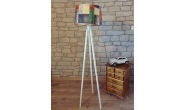 Cloud Tripod Lambader Patchwork