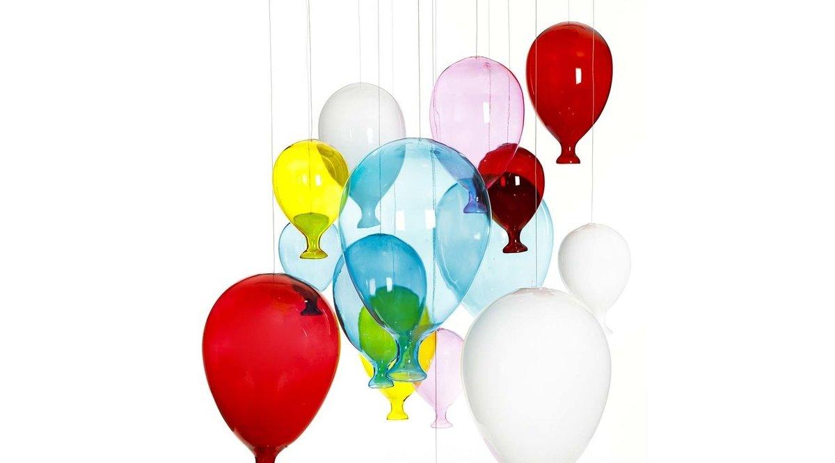 Vİtale Renklİ Balon Sarkit Avİze Vivense