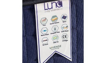 LUNA BY VİVENSE VİSCO YATAK 100X200