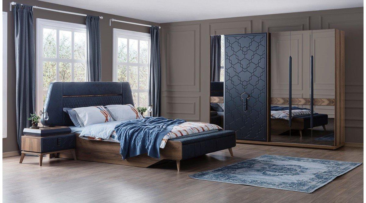 Mar no yatak odasi takimi vivense for Mobilya yatak odasi
