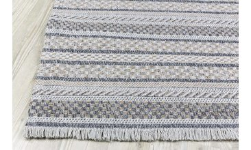 Casa Cotton Vizon Gri Kilim B2694A