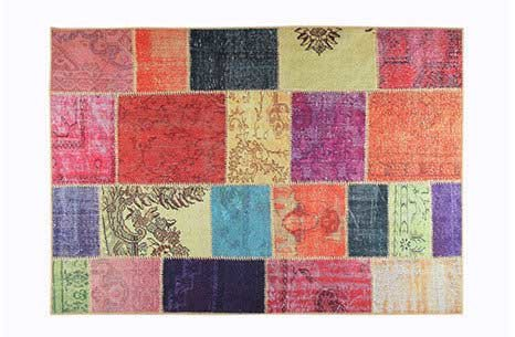 PATCHWORK HALI MULTY