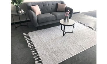Mood Rugs Soft Halı Ecru
