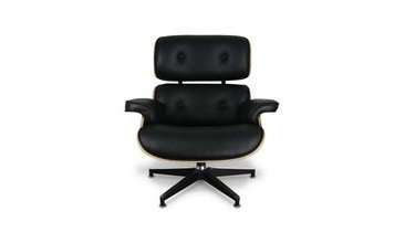 Eames Long Chair Koltuk Clear Walnut