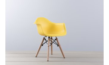 Iconic Kids Armchair Sarı